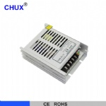 50W Ultra-Thin Single Output Switching Power Supply 12v 24v 5v